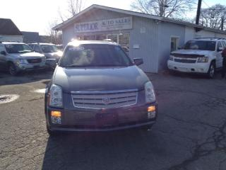Used 2007 Cadillac SRX Fully certified! for sale in St Catharines, ON