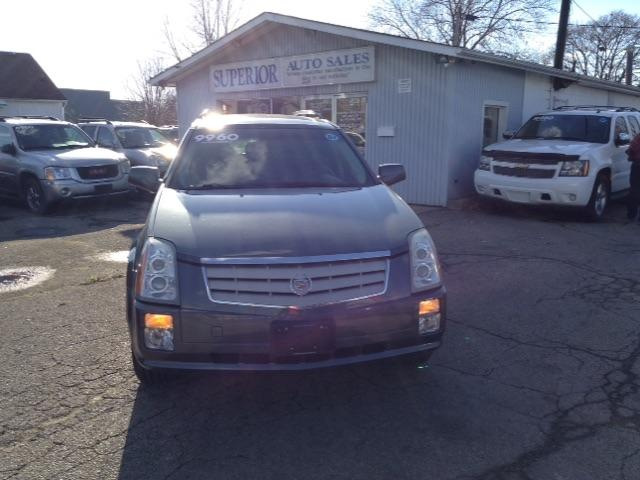 2007 Cadillac SRX Fully certified!