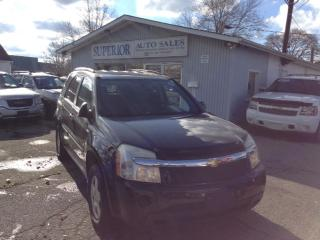 Used 2007 Chevrolet Equinox LS Fully certified! for sale in St Catharines, ON
