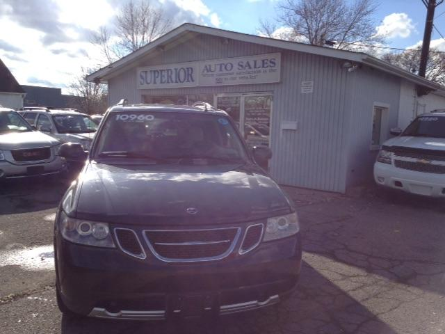 2007 Saab 9-7X V8 Fully certified!