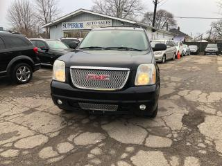 Used 2007 GMC Yukon Denali Fully Certified! for sale in St Catharines, ON