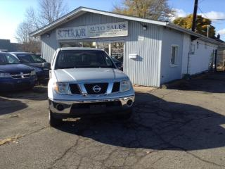 Used 2007 Nissan Frontier Fully Certified! for sale in St Catharines, ON