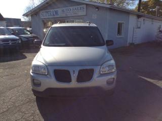 Used 2007 Pontiac Montana Sv6 w/1SB Fully Certified! for sale in St Catharines, ON