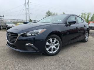 Used 2016 Mazda MAZDA3 G   Power Group  6Spd   Low Mileage  for sale in St Catharines, ON