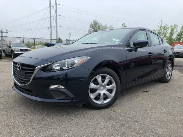 2016 Mazda MAZDA3 G | Power Group| 6Spd | Low Mileage|