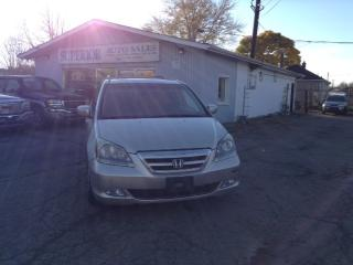Used 2005 Honda Odyssey Touring Fully Certified! for sale in St Catharines, ON