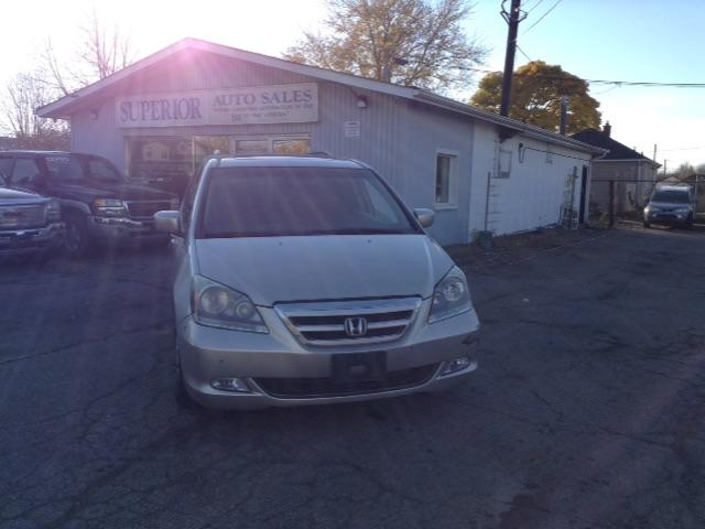 2005 Honda Odyssey Touring Fully Certified!