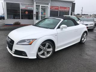 Used 2012 Audi TT Roadster  quattro 2,0T S-LINE for sale in Beauport, QC