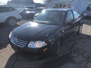 Used 2008 Volkswagen City Jetta Fully Certified! Carproof verified! for sale in St Catharines, ON