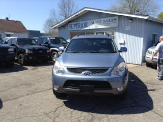 Used 2007 Hyundai Veracruz Limited for sale in St Catharines, ON