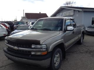Used 2002 Chevrolet Silverado 1500 for sale in St Catharines, ON