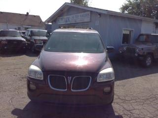 Used 2007 Pontiac Montana Sv6 w/1SB for sale in St Catharines, ON