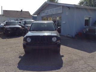 Used 2008 Jeep Patriot SPORT for sale in St Catharines, ON