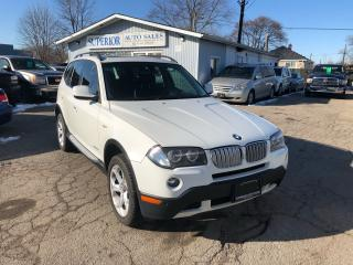 Used 2009 BMW X3 30i for sale in St Catharines, ON
