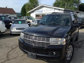 Used 2009 Lincoln Navigator ULTIMATE for sale in St Catharines, ON