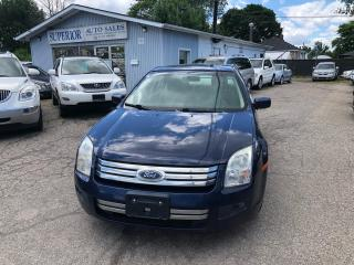 Used 2007 Ford Fusion SE for sale in St Catharines, ON