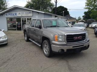Used 2009 GMC Sierra 1500 SLE for sale in St Catharines, ON