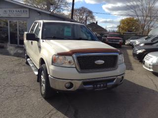 Used 2007 Ford F-150 Lariat for sale in St Catharines, ON