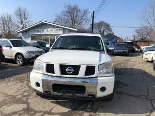 Used 2006 Nissan Armada SE for sale in St Catharines, ON