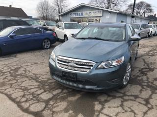 Used 2010 Ford Taurus LIMITED for sale in St Catharines, ON