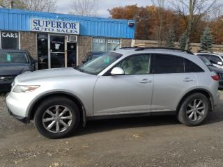 Used 2007 Infiniti FX35 for sale in St Catharines, ON