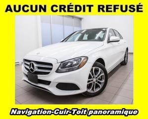 Used 2015 Mercedes-Benz C-Class C300 Awd Cuir for sale in St-Jérôme, QC