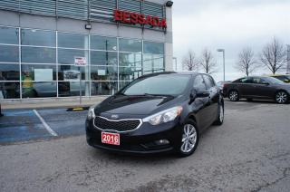 Used 2016 Kia Forte (5) LX+ Sunroof for sale in Pickering, ON