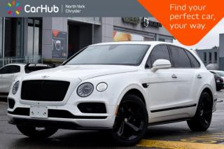 Used 2018 Bentley Bentayga Black Edition |PanoSunroof|NaimSound|CarbonFiberStyling for sale in Thornhill, ON