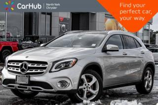 Used 2018 Mercedes-Benz GLA 250|PanoSunroof|Nav|WiFi|Bluetooth|Android/AppleCarplay|AWD for sale in Thornhill, ON