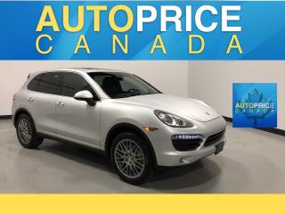Used 2012 Porsche Cayenne S MOONROOF|NAVIGATION|LEATHER for sale in Mississauga, ON