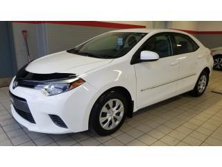 Used 2015 Toyota Corolla LE for sale in Terrebonne, QC
