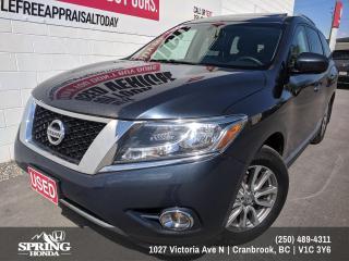 Used 2015 Nissan Pathfinder SL $178 BI-WEEKLY - $0 DOWN for sale in Cranbrook, BC