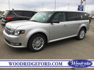 New 2019 Ford Flex SEL for sale in Calgary, AB