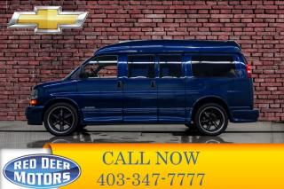 Used 2003 Chevrolet Express G2500 AWD Conversion Van for sale in Red Deer, AB