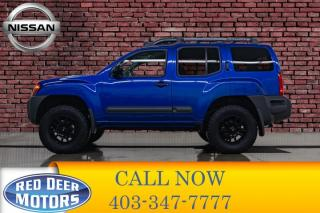 Used 2015 Nissan Xterra 4x4 PRO-4X for sale in Red Deer, AB