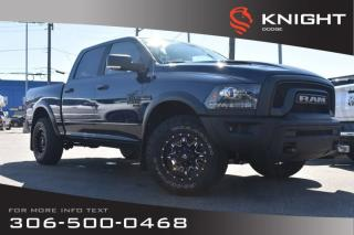 New 2019 RAM 1500 Classic SLT | Heated Seats & Steering Wheel | Navigation | Remote Start | for sale in Swift Current, SK