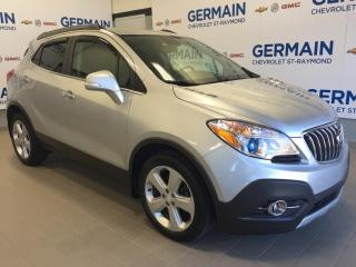 Used 2015 Buick Encore FWD Convenience for sale in St-Raymond, QC