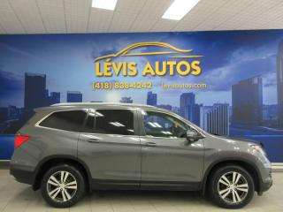 Used 2016 Honda Pilot Ex-L Cuir Ch for sale in Lévis, QC