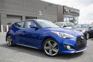 Used 2014 Hyundai Veloster Turbo for sale in St-Hyacinthe, QC