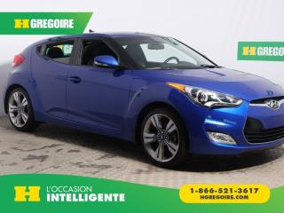 Used 2014 Hyundai Veloster Tech for sale in St-Léonard, QC