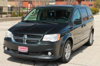 Used 2011 Dodge Grand Caravan Crew Stow-N-Go | CERTIFIED for sale in Waterloo, ON
