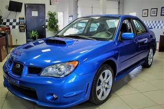 Used 2006 Subaru Impreza RALLY BLUE WRX!! LOW KMS!! for sale in Bolton, ON