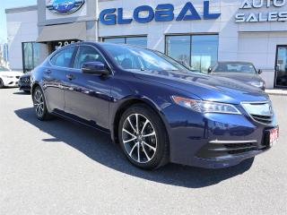 Used 2015 Acura TLX AUTOMATIC  SH-AWD w/Technology Package for sale in Ottawa, ON