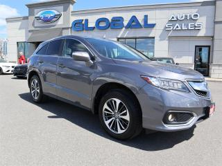 Used 2017 Acura RDX AWD ELITE PKG. NAVIGATION LEATHER MORE.... for sale in Ottawa, ON