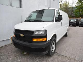 Used 2018 Chevrolet Express 2500 EXTENDED WHEEL BASE/ONLY 24,000 KMS for sale in Concord, ON