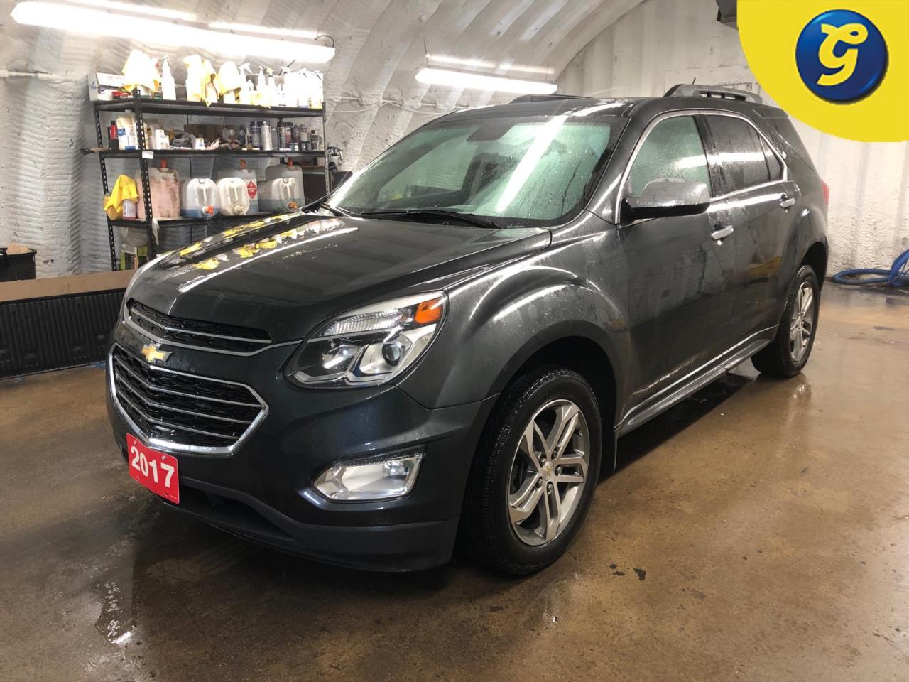 Used 2017 Chevrolet Equinox Premier Awd Navigation