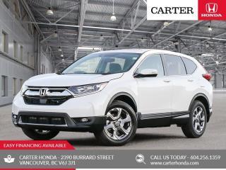 New 2019 Honda CR-V EX for sale in Vancouver, BC