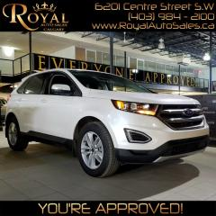 Used 2018 Ford Edge SEL for sale in Calgary, AB