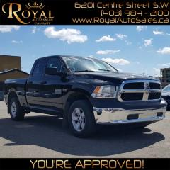 Used 2014 RAM 1500 ST for sale in Calgary, AB