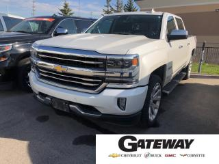 Used 2017 Chevrolet Silverado 1500 High Country|ROOF|NAV|HEATED/COOLED SEATS| for sale in Brampton, ON